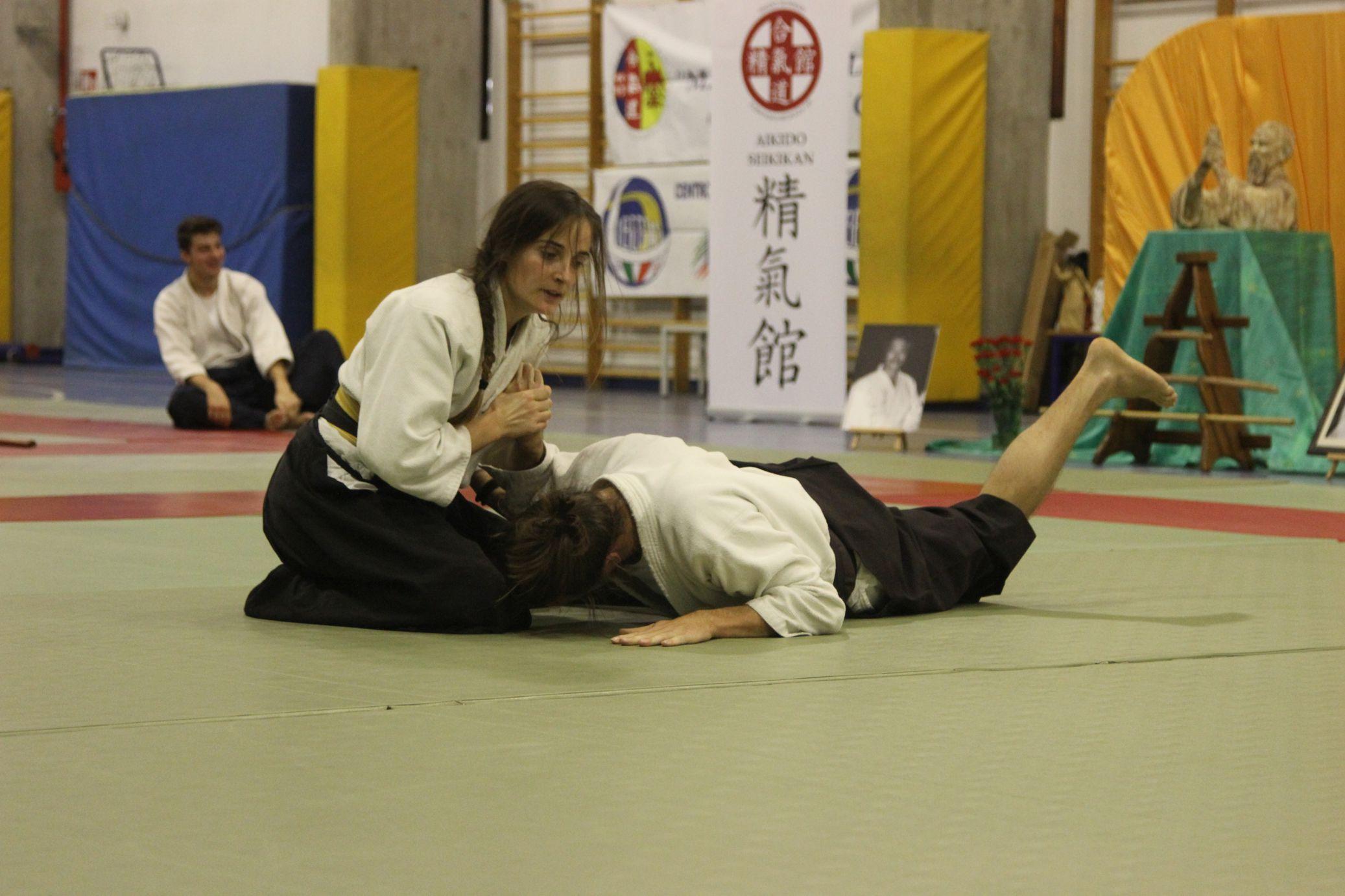 stage fondazione seikikan - esami 1° Kyu