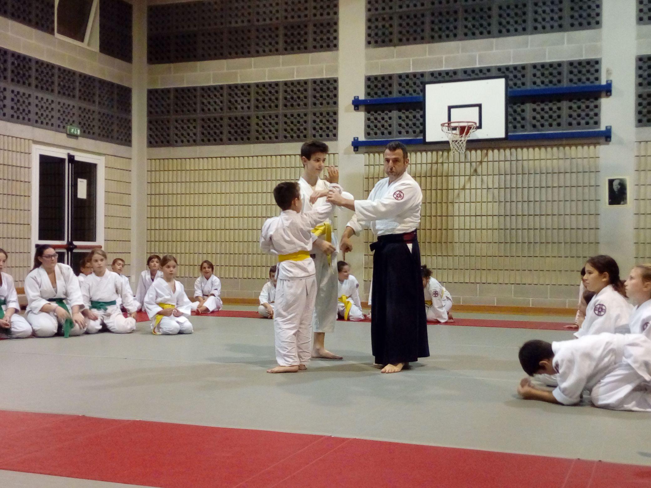 corso di aikido per bambini